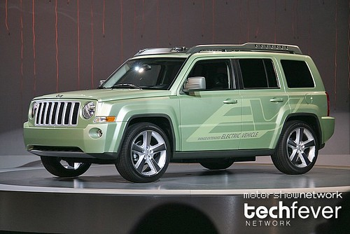 Jeep Patriot image from Flickr.