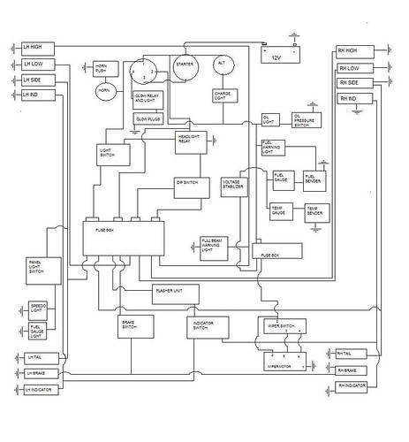 motorcycle alarm wiring diagram motorcycle alarm wiring universal horn wiring diagram universal ballast wiring diagram #4