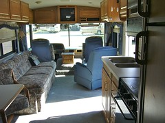 rv motorhome fleetwood bounder