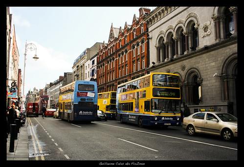 Come raggiungere Dublino dall'aeroporto