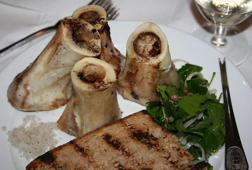 Bone marrow at St John