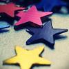 s t a r s (staRdixa) Tags: macro cute glitter stars star colorful colours shine magic estrellas estrellitas purpurina colorfulstars glitterstars