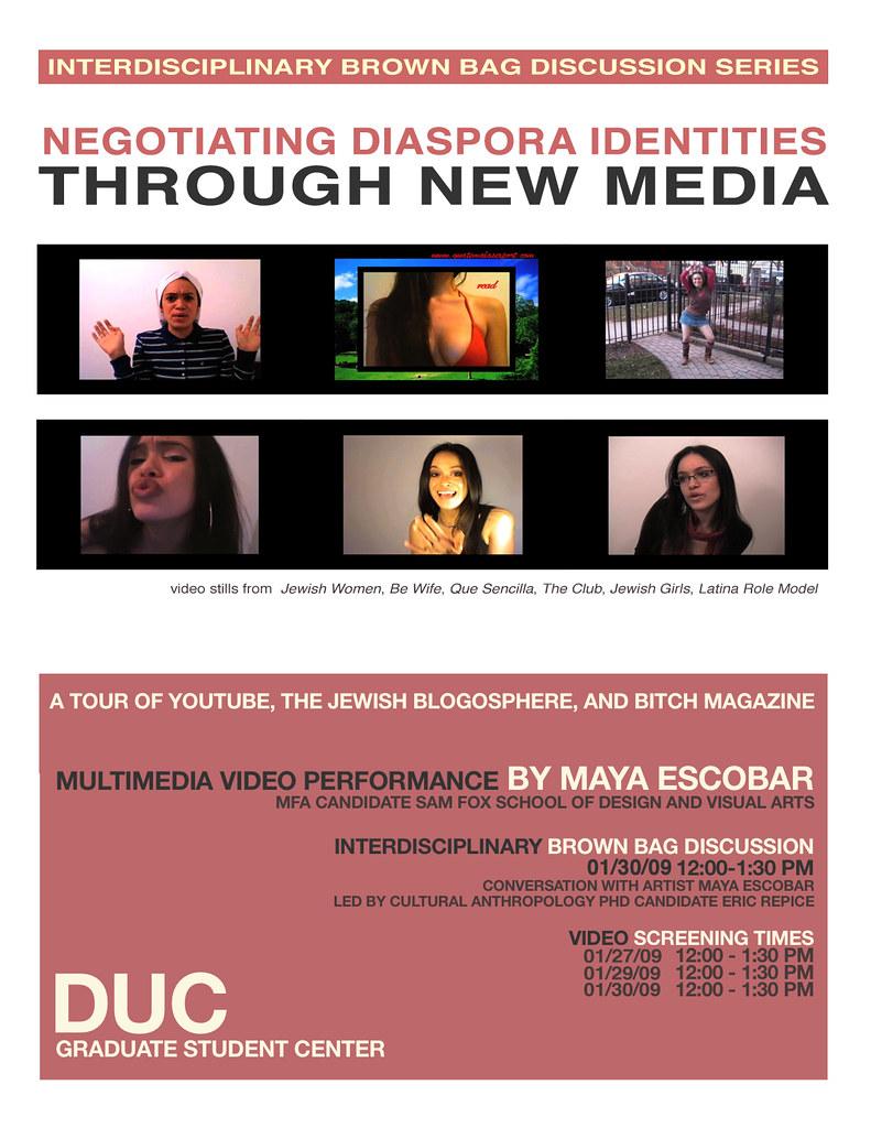 Negotiating Diaspora Identities Through New Media