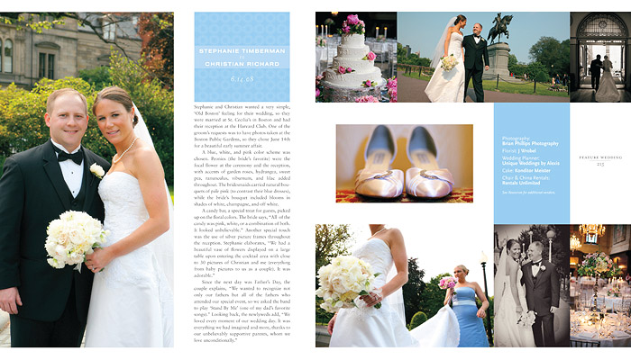 Stn. NE Weddings Feature Brian Phillips