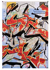 SEEN Graffiti subwaymap (Oliver TCB) Tags: world new york old city school 6 art up tattoo brooklyn yard train subway graffiti back apache paint king all map bronx tag letters style can days spray line richie psycho sin pj demon letter mta wars mad bomber 80 legend seen 70 90 godfather tcb throw ua the in subwaymap 0720