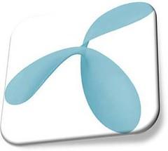 telenor,logo