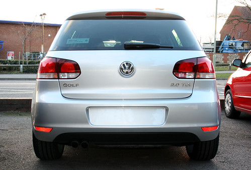 Gti Exhaust In Tdi Same Bumper Bar Swap Valance Or Not