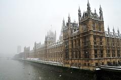 London Snow 09