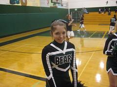 .New uniforms. (aknikki) Tags: school alaska high cheer leading