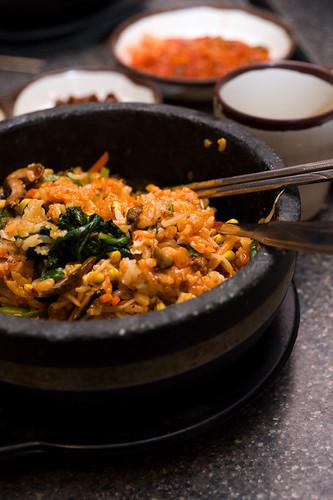 Photo Review by Jim_U:  Buk Chang Dong Soon To Fu - Dolsot Bibimbop