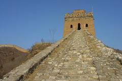 Climb the Stairs to the Tower, Great Wall of China. (weggs) Tags: china tower stairs greatwall lptowers