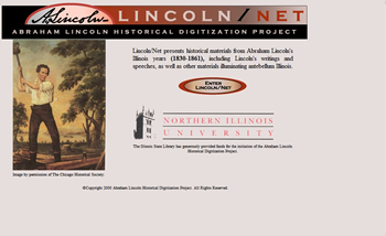 Lincoln Historical Digitalization Project cp sm
