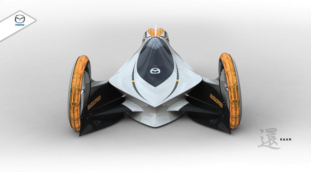 zero emissions Mazda Kaan
