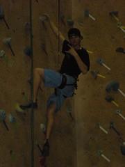 Marcus Strikes a Pose at Rockin N Jammin