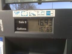 $1.01 gas