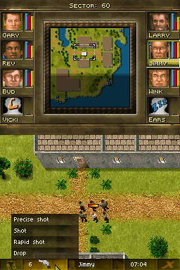 Jagged_Alliance_DS_choose_your_shot_to_defeat_your_enemy by gonintendo_flickr.