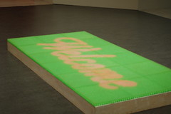 Doormat: Welcome (Green), 2000