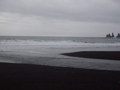 iszm (smadventure) Tags: ocean mountain mountains blacksand iceland waves falls atlantic vik glacier waterfalls volcanic atlanticocean blacksandbeach