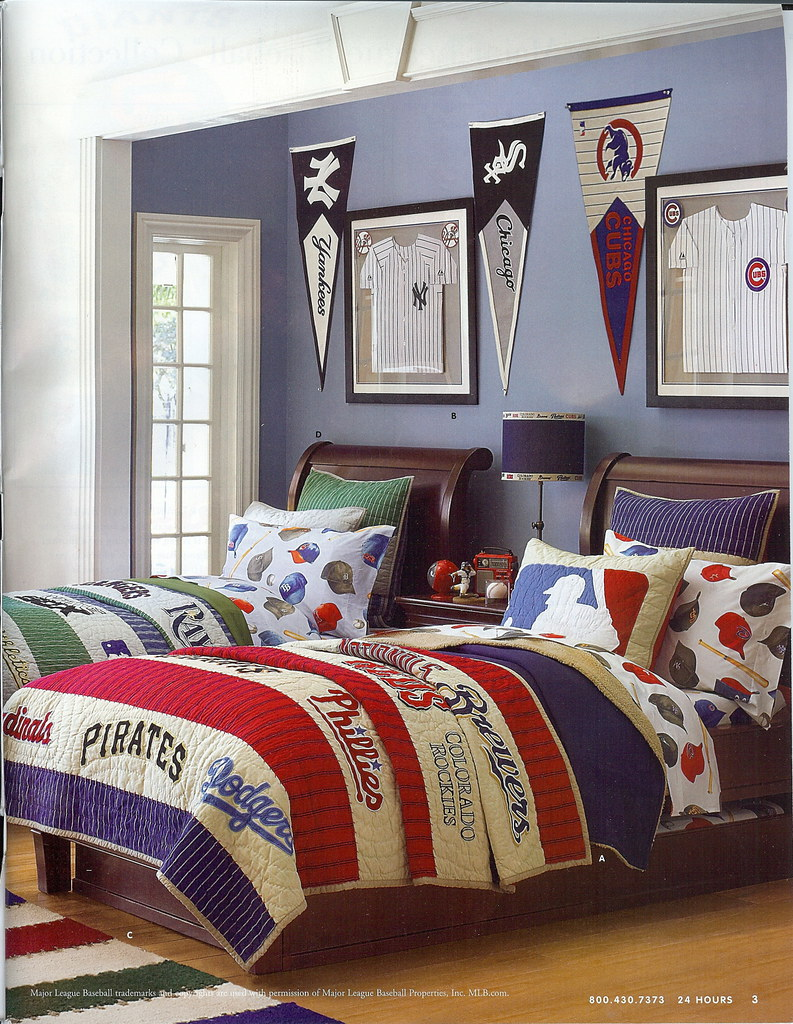 MLB Licensed Bedding Additional Pics Here