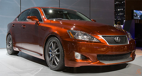 Lexus IS350 F-Sport