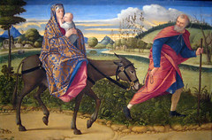 Carpaccio, The Flight into Egypt