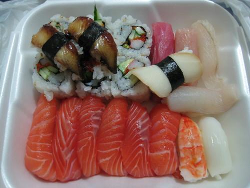 $15 Sushi