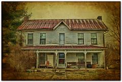 Esta Surgenor's Place (bluebird218) Tags: house abandoned virginia leecounty identified estasurgenor