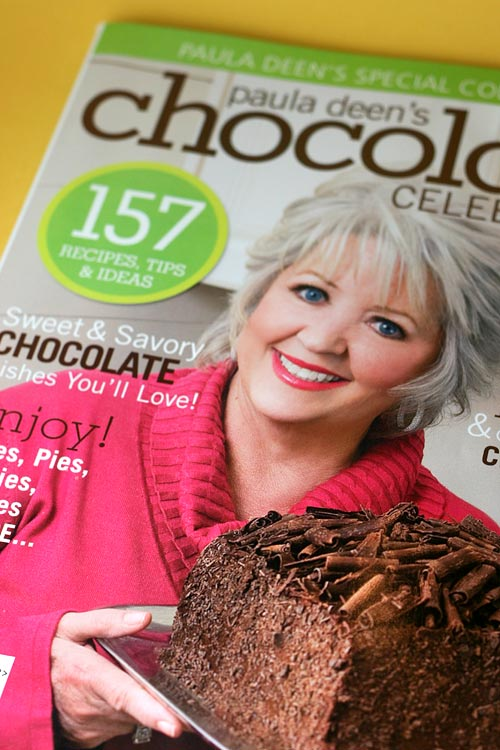 Paula Deen's Chocolate Celebration