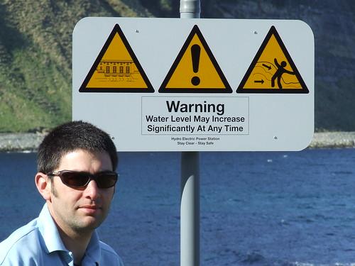 Water danger?