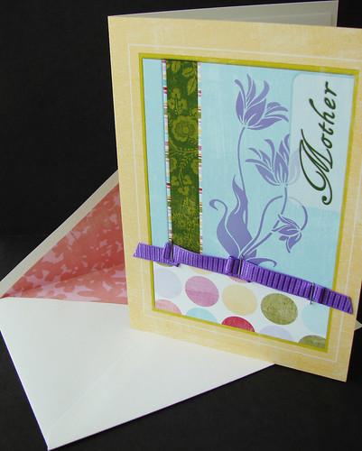 Mother's Day Card 2009 (Spring Fling V.1)