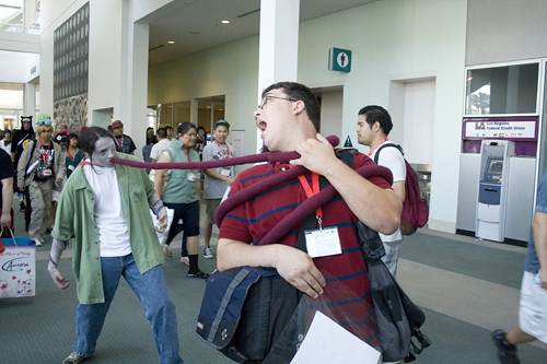 Anime Expo 2009 Pics