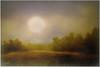 ~~ sun up ~~ (xandram) Tags: trees sun texture fog daisies photoshop hill theunforgettablepictures sailsevenseas