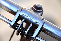 Old Juncker bicycle  Phillips handlebar (Michiel2005) Tags: holland netherlands dutch bike bicycle nederland paysbas velo fahrrad fiets niederlande hollande waffenrad juncker rijwiel