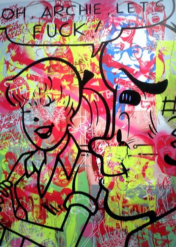 Ben Frost @ Brooklynite Gallery par LoisInWonderland