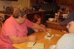 062809-06 Cards with Grandma