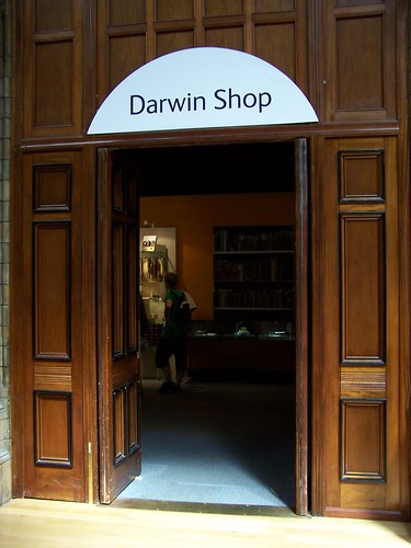 Darwin Shop, Natural History Museum, London