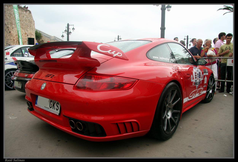 Porsche 997 GT2 9ff 710hp