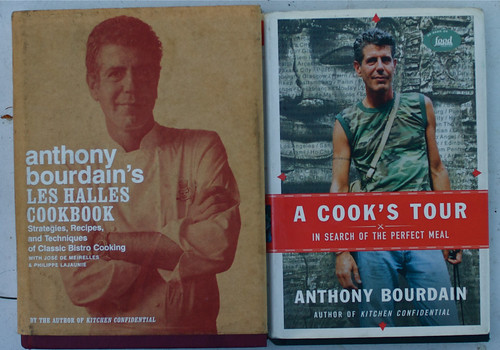 Anthony Bourdain books