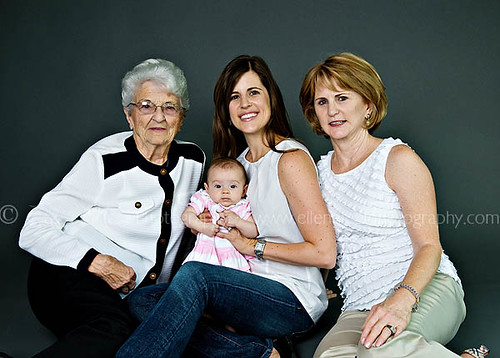 4 Generation Session (by ~Ellen~)