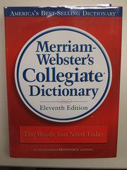 Merriam-Webster's Collegiate Dictionary