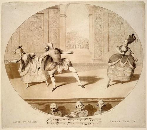 012- Jason y Medea ballet tragico 1781