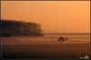 Sunrise (BraCom (Bram)) Tags: trees winter orange mist tractor cold fog sunrise canon early bomen plow oranje koud goereeoverflakkee vroeg zonsopkomst ploeg mywinners platinumheartaward goldendiamondblog platinumpeaceaward bestofdamn adamnfinepicture5awards bracom bramvanbroekhoven