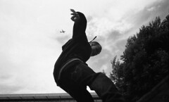 FLY! (Anthony Cronin) Tags: dublin film analog 35mm skateboarding ishootfilm skateboard ac agfa rodinal apug rodinal150 ilford fp4 skateboarders ilfordfp4 dubliners dublinstreet agfarodinal konicaautos3 realireland dublinstreets ilfordfp4125 allrightsreserved dublinlife streetsofdublin irishphotography lifeindublin kingsofconcrete irishstreetphotography hexanonlens dublinstreetphotography streetphotographydublin anthonycronin filmisntdeaditjustsmellsfunny filmdev:recipe=5201 livingindublin insidedublin livinginireland streetphotographyireland tpastreet photangoirl