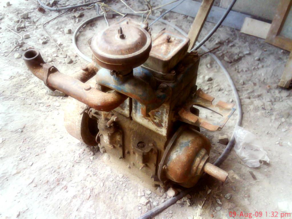 Diesel engine           00680