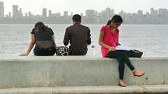 Marine Drive. Where else can you go?