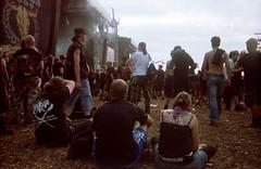 W:O:A 2009 / black stage
