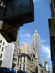 Empire State crossing