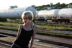 IMG_6468 (Captive Art) Tags: train tracks trainstation brantford