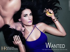 WANTED FRAGANCE HELENA RUBINSTEIN