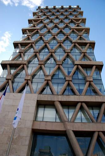 municipal building, las condes
